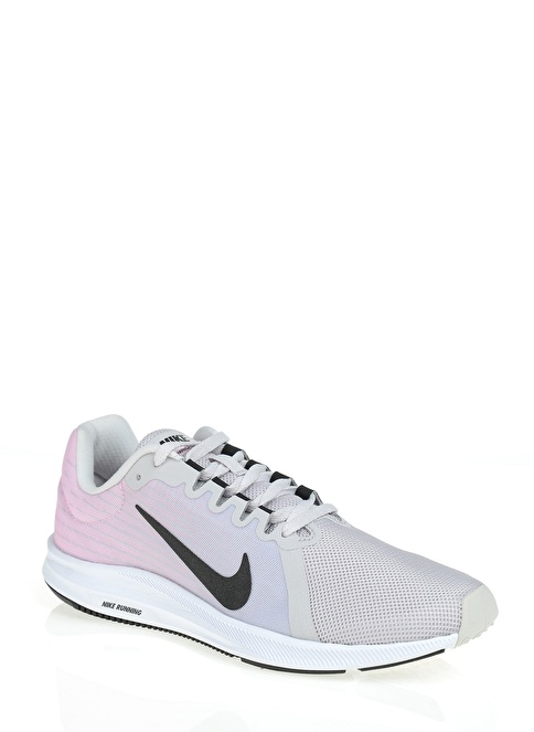 a5a8208453b81 Nike Kadın Downshifter 8 Vast Grey Black-Pink Foam -Whi İndirimli Fiyat